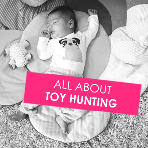 All About Toy Hunting
