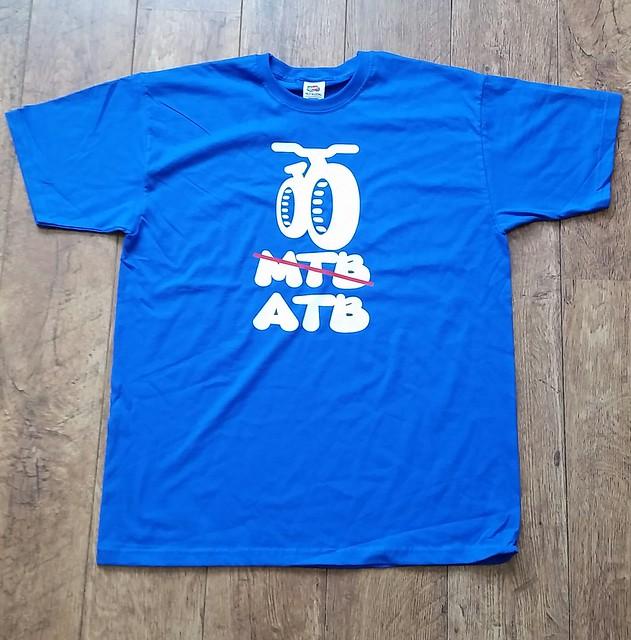 New Fat Bike tee shirt