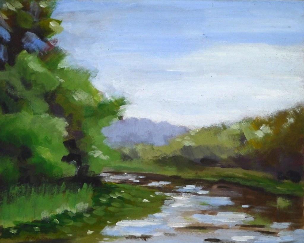 Sammamish River Bend