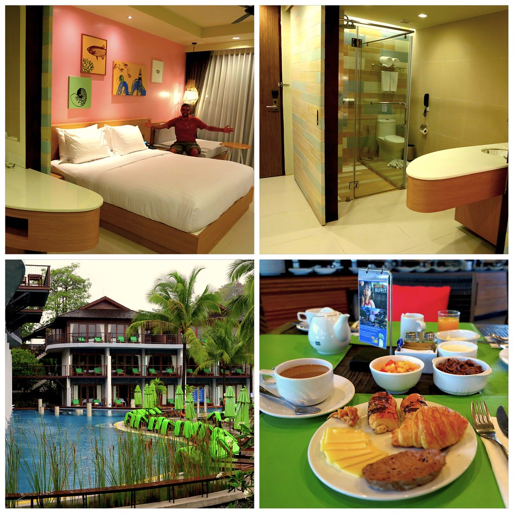 Holiday Inn Ao Nang Beach, Tailandia