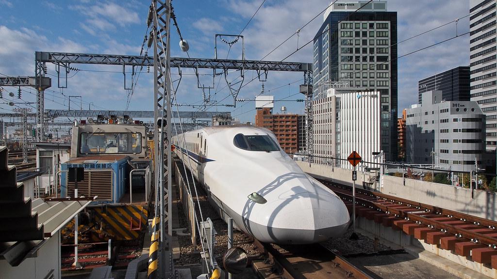 新幹線 Shinkansen bullet train