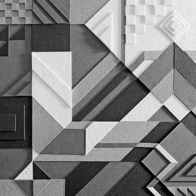 Greyscale Series : M a x i m a l i s m .