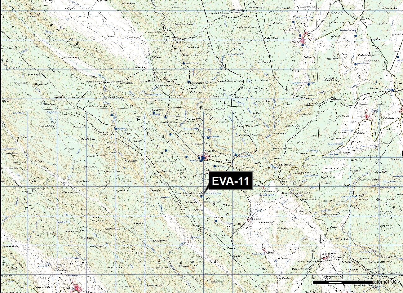 EVA_11_M.V.LOZANO_ZARAGOZANA_MAP.TOPO 1
