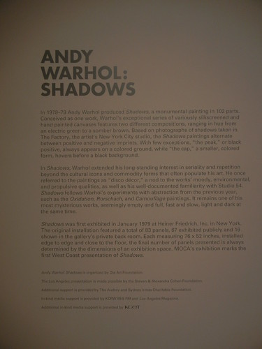 DSCN0415 _ Andy Warhol_ Shadows, 1978-79, MOCA, LA