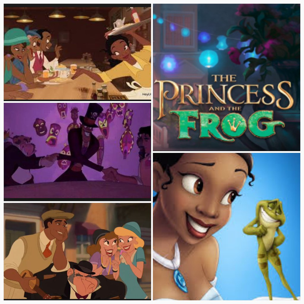 "5 Things I Learned from Disney's ""The Princess and the Frog"""