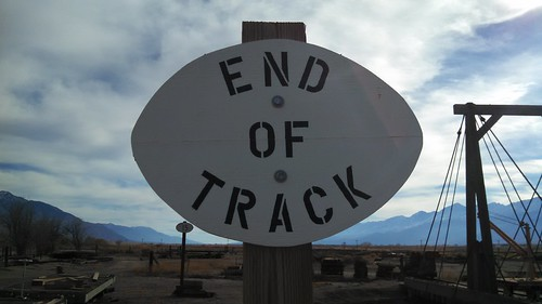 End of Track