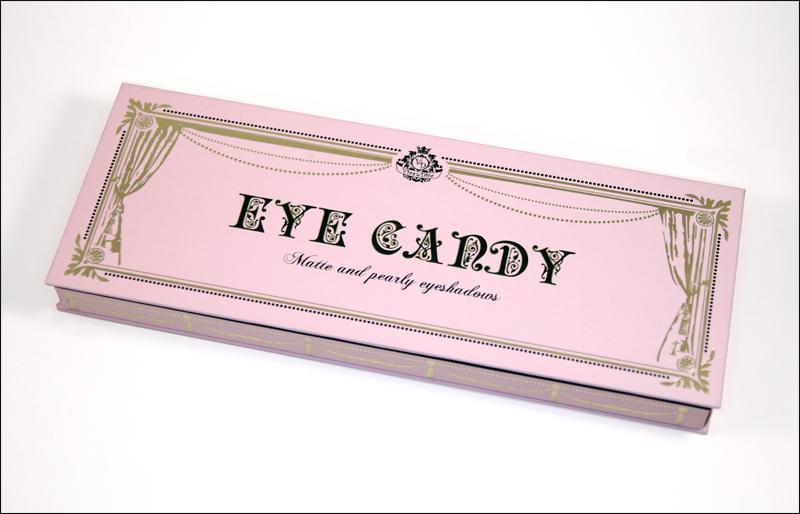 Viva la Diva eye candy palette