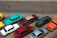 Cuba. Cars.