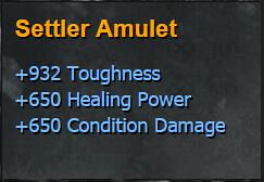 GW2 Warrior PvP amulet v2