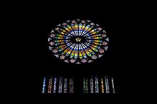 Visite de la Cathédrale Notre Dame de Strasbourg - Vitraux