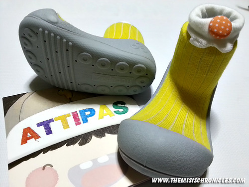 Attipas shoes for your baby's precious steps