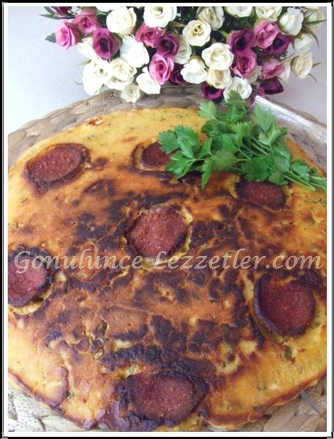 kahvaltalık pizza ilk