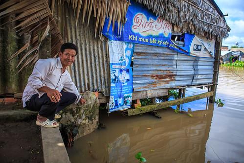 Erosion Management Project, An Binh Ward.