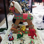 2014 Gingerbread Lane at Hyatt Regency Vancouver