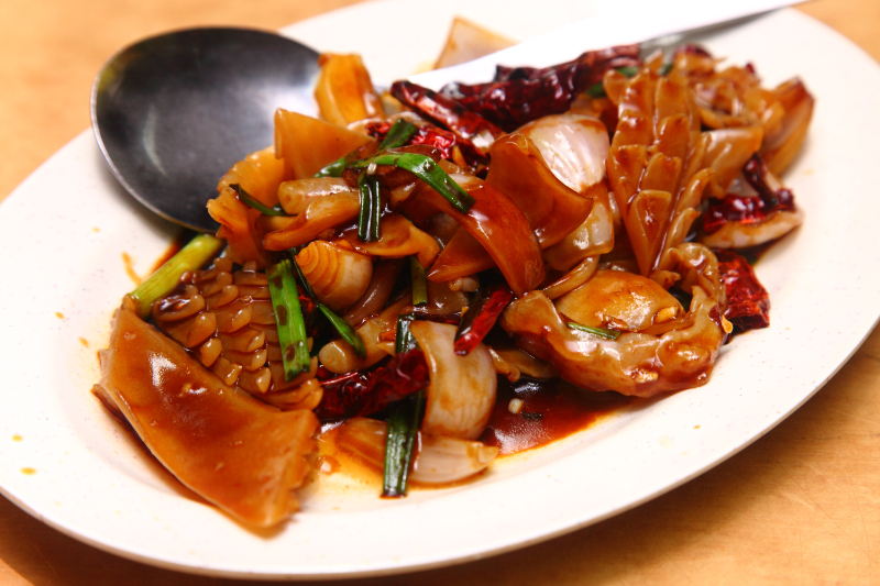 Dried-Chilli-Cuttlefish