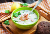 Lohikeitto - Finnish creamy salmon soup
