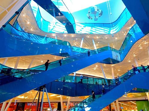 Emporia shopping centre, Malmö, Sweden