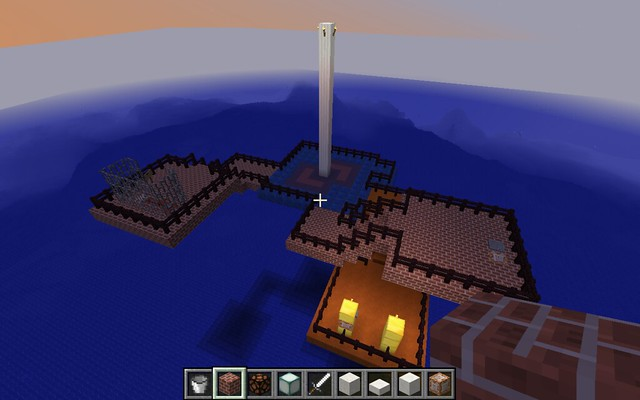 Minecraft Teleport Network v2.0