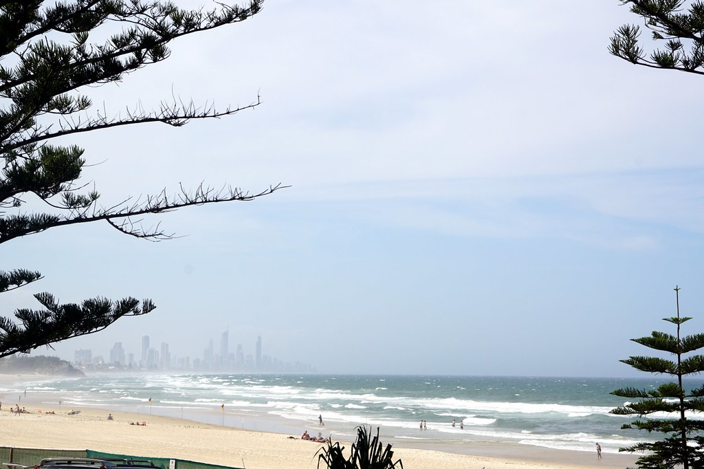 The Fish House - Gold Coast - the beach