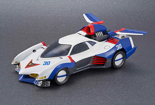Megahouse – Variable Action《閃電霹靂車》阿斯拉G.S.X