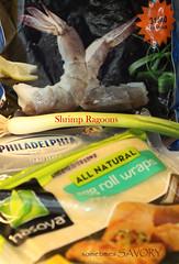 Shrimp Ragoons