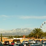 Saddleback Snow, Spectrum View