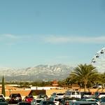 Saddleback Snow, Spectrum View