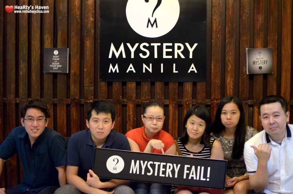 Mystery Manila 3