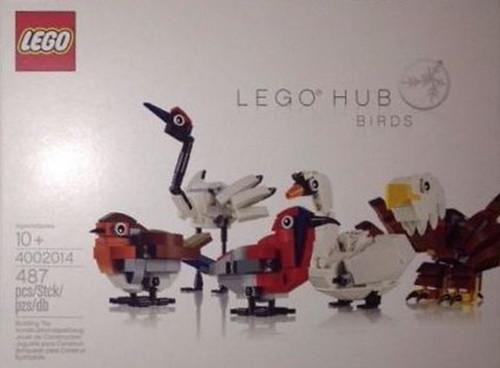 LEGO HUB Birds (4002014)