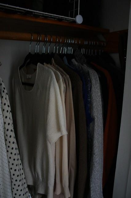 Closet visit