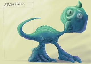Day 5 - Attributisaurus