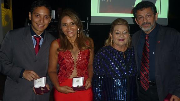 Frederico Ribeiro, Vera Branco, Graça Gonçalves e Paulo Rocha