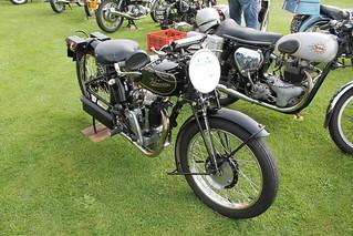Velocette 1929 KN 348cc