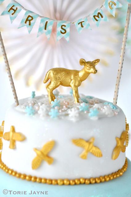 Gluten free Christmas cake 5