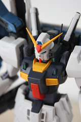 [Robot魂] #173 RX-178 GUNDAM MK-II(AEUG color) X FXA-05D G-Defenser(GFF #0019 SUPER GUNDAM)