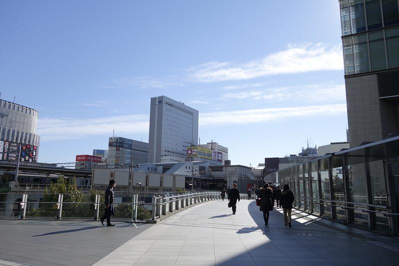 上野~秋葉原