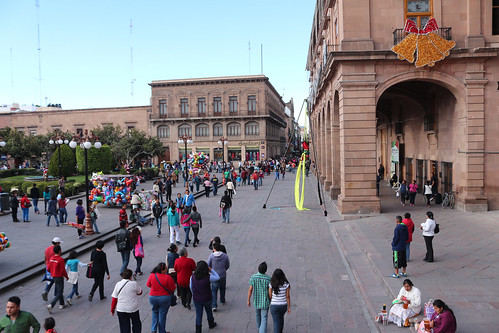 Unen esfuerzos para consolidad el Centro Histórico como la mas importante zona comercial