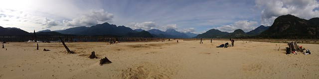 Site Survey, Southwestern BC