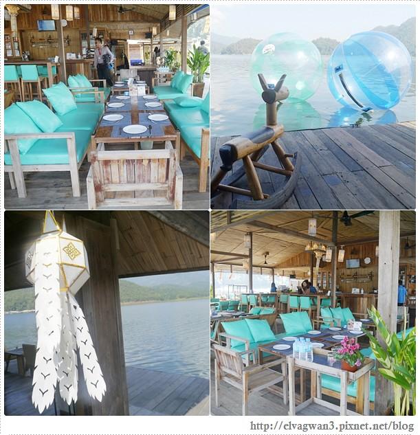 泰國-泰北-清邁-泰國自由行-自助旅行-背包客-山中湖-景觀餐廳-環海民宿-泰式料理-水上球-開新旅行社-開心假期-大興旅遊公司-泰國觀光局-11