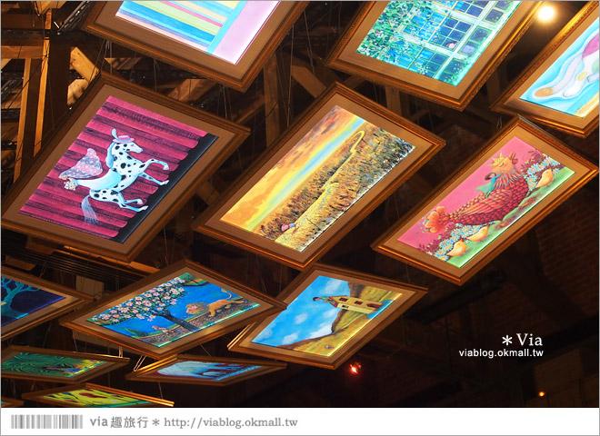 【台北幾米餐廳】華山幾米品牌概念餐廳~故事團團轉/是美味的餐廳,更是文創概念店24