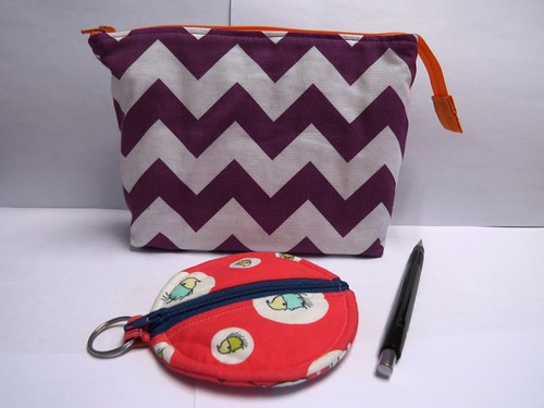 Interchangeable Needle Case and Pouch