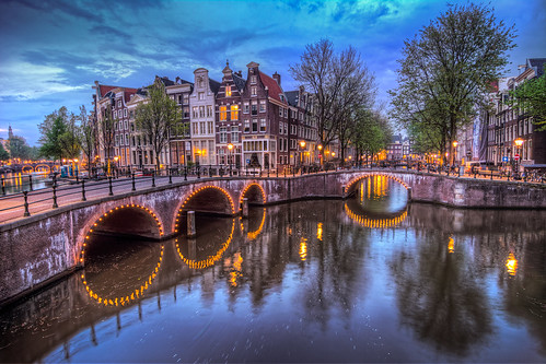 Amsterdam City Lights