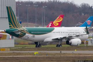 SaudiGulf Airlines Airbus A320-232(WL) cn 6455 F-WWBH // HZ-???