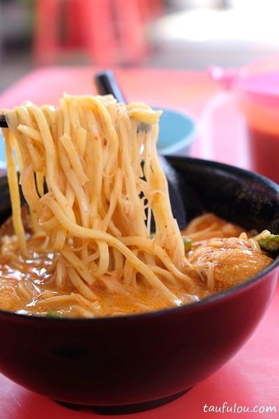 Alor Corner Curry Mee (7)