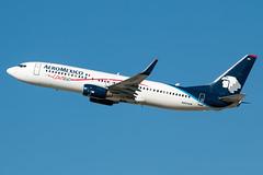 N859AM Aeromexico 737-800