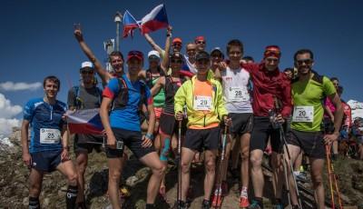 Livigno Skymarathon: Ve světové konkurenci Maceček 19., Zemaník 27.