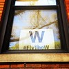 Cubbies on a roll!  #W! by southportcorridorchicago