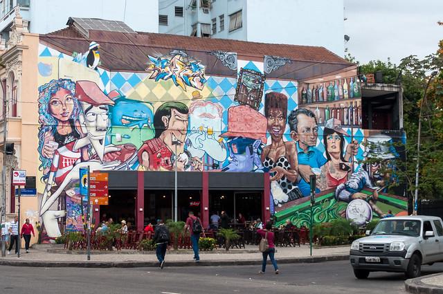 Lapa, Rio de Janeiro, Brasil
