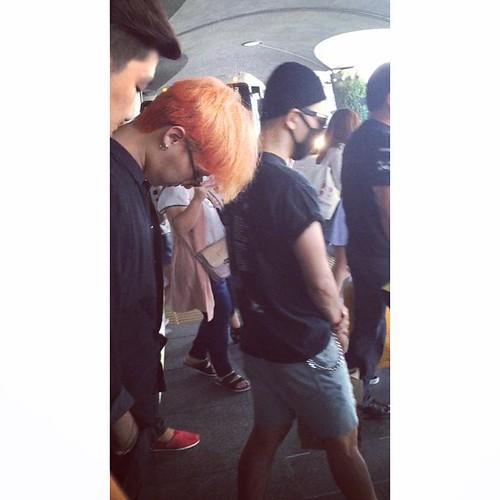 BIGBANG Arrival Seoul ICN 2015-07-13 by PENGYONGSHI 001