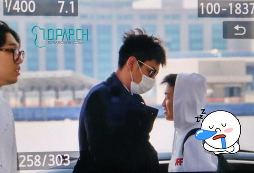 Big Bang - Incheon Airport - 29may2015 - TOP - TOPARCH_HK - 01